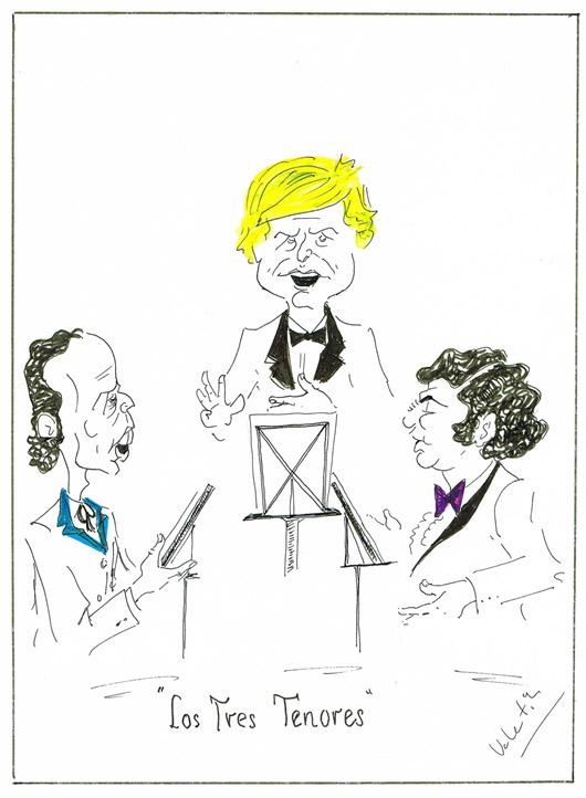 A proposito de The Maestros-Finito el Juli y Morante - dib151